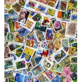 Australie - 100 Timbres Differents