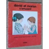David Et Marion S'amusent : Une Chanson Pour C�cile de Collectif