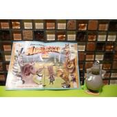 Kinder - Madagascar 2 - Nv148 - Gloria - Hippopotame + Bpz