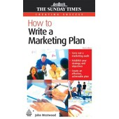 How To Write A Marketing Plan de Westwood