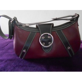 Sac � Main Lancel Cuir Multicolore
