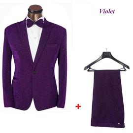 (Veste+ Pantalon+Cravate)Costume Robe De Costumes Pour Hommes Taille Europ�enne Xxl V�tements D'homme Costume De Confection Costume Homme