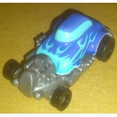 Ft051a : Hot Rod Bleu - N�37
