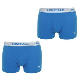 Lot De 2 Boxer Lonsdale Hommes