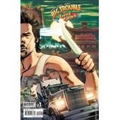 Big Trouble In Little China # 1 - G. Hardman Variant Cover ( V.O. 2014 ) de John Carpenter + Eric Powell