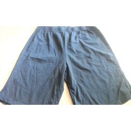 Bas De Pyjama Taille M Bleu