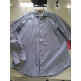 Chemise Celio Finest Cotton Coton Xl Bleu