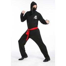Halloween Mascarade Les Guerriers Masqu�s Tenue Homme Noir De Haute Qualit� Ninja Jeux De R�le Costumes Cosplay Costumes
