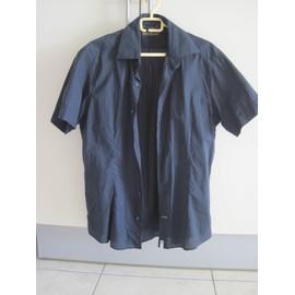 Chemiseette Homme Guess Coton Xl Noir