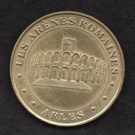 MDP ARLES 2000 LES ARENES ROMAINES