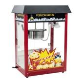 Machine � Popcorn Noire Professionnelle 1 600 Watts 3614066