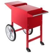 Chariot � Popcorn Professionnel Acier Rouge 3614065