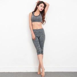 Hengsong Legging Femme Nouvelle Collection Style Yoga