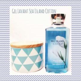 Gel Lavant Sea Island Cotton Bath And Body Works