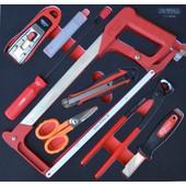 Module D'outils De Coupe, 8 Pi�ces Ks Tools 712.9009