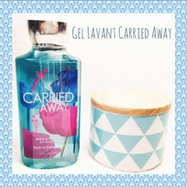 Gel Douche Carried Away Bath And Body Works
