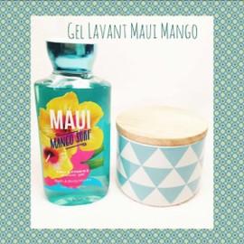 Gel Lavant Maui Mango Surf Bath And Body Works