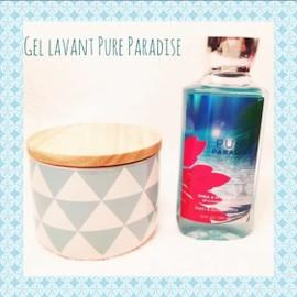 Gel Lavant Pure Paradise Bath And Body Works