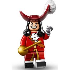 Lego Minifigures Disney Capitaine Hook