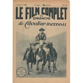 Le Film Complet N� 428 : Le Cavalier Inconnu, Avec Ken Maynard