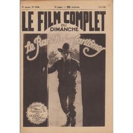 Le Film Complet N� 242 : Le Ranch Des Fant�mes, Avec Hoot Gibson