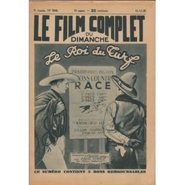 Le Film Complet N� 596 : Le Roi Du Turf, Avec Bill Cody Sr