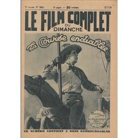Le Film Complet N� 533 : La Course Endiabl�e, Avec Hoot Gibson