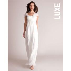 Robe De Mari�e S�raphine Ivory Mousseline 40 Blanc