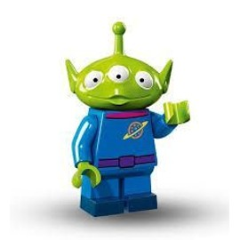 Lego Minifigure Disney L'alien De Toy Story