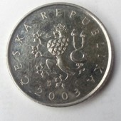 Monnaie 1 Cseka Tch�que 2003