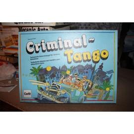 Criminal Tango - Turbulante Chasse Aux Bandits Pour Detectives Fut�s