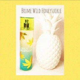 Bath And Body Works Brume Wild Honey Suckle Eau De Toilette Vaporisateur 236 Ml