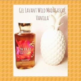 Gel Lavant Wild Vanilla Madagascard Bath And Body Works