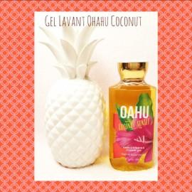 Gel Lavant Ohahu Coconut Sunset Bath And Body Works