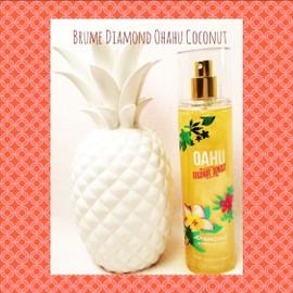 Bath And Body Works Brume Diamond Oahu Coconut Sunset Eau De Toilette 236 Ml