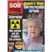 Soirmag 4373 Elisabeth Ii Frederic Francois Panama Papers Tchernobyl Laurent Delahousse Kool Sheen
