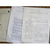 Pierre Seghers 3 Lettres