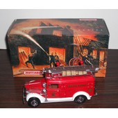 Models Of Yesterday - Fire Engine Series - Gmc Rescue Squad Van 1937