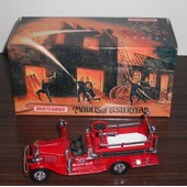 Models Of Yesterday - Fire Engine Series - Ford Aa Open Cab 1932