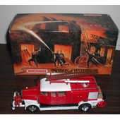 Models Of Yesterday - Fire Engine Series - Mercedes Ks15 Fire Truck - 1938