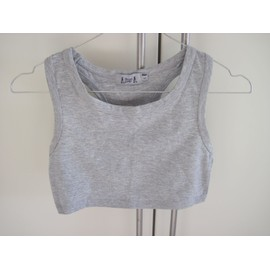 Top Jennyfer 34 Taille 1 Gris
