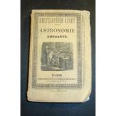 Astronomie Amusante de Vergnaud. A.D