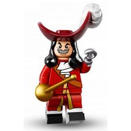 Figurine Lego� Serie Disney : Capitaine Crochet