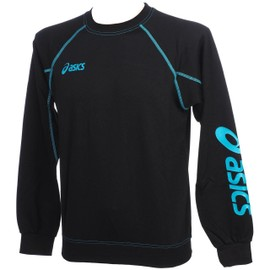 Sweat Asics Alpha New Noir/Trq Sweat Noir 89352