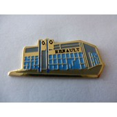 Pins Automobile Garage Renault