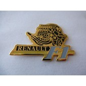 Pins Automobile Renault Moteur F1