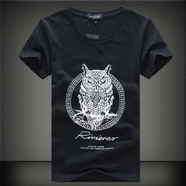 Mens T Shirt Slim Fit Ras Du Cou T - Shirt Hommes Chemise � Manches Courtes Casual T-Shirt Tee Courtes Hauts Hommes Shirt Taille M - 5xl