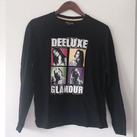 T-Shirt Noir Deeluxe