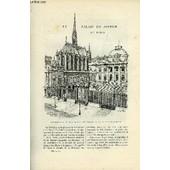 Le Monde Moderne Tome 7 - Le Palais De Justice De Paris
