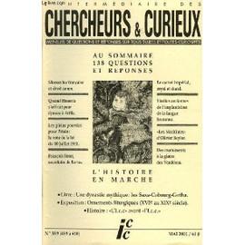 L'intermediaire Des Chercheurs Et Curieux N� 589 - Existence De Pharamond..Basilic__Conan De Bretagne Ettournemine..:.�Poire� Pour Na�f._Thomassin, Architecte..Un Faux.Bourdon De ...